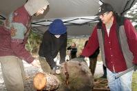 cedar plank making 5
