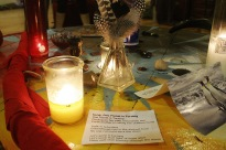 solistice altar